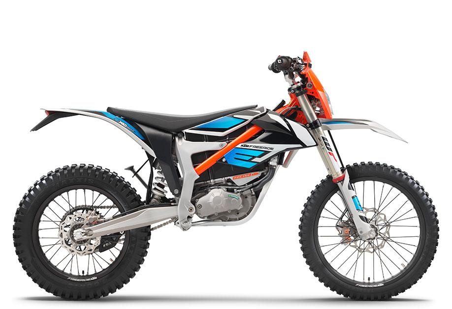 2021 KTM FreeRide EX-C