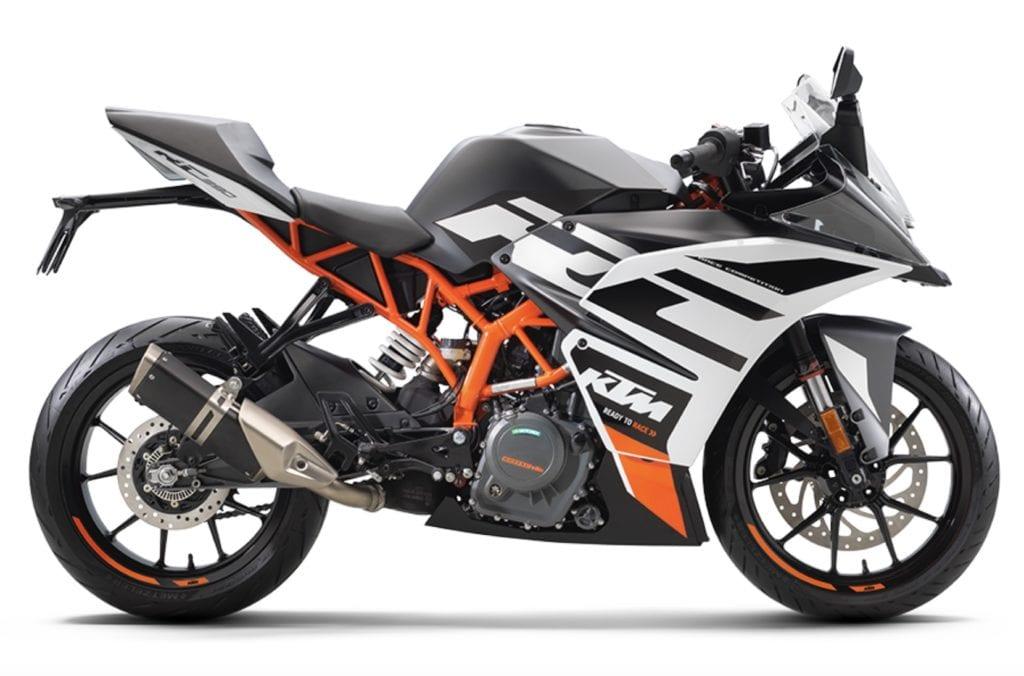2021 KTM RC390