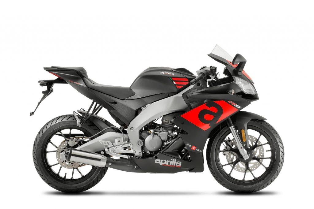 2021 Aprilia RS 50 E4