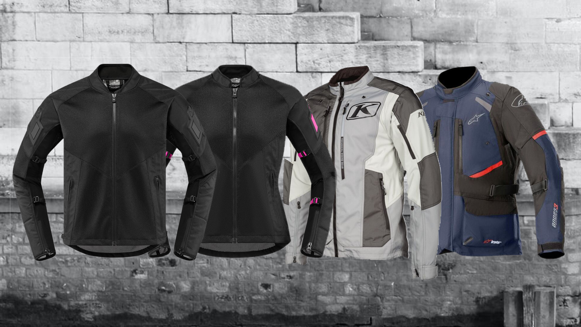 Texttile Motorcycle Jackets Under 500