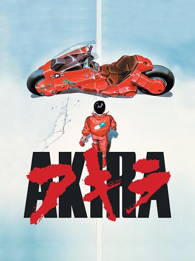 Kaneda's Bike from the movie Akira