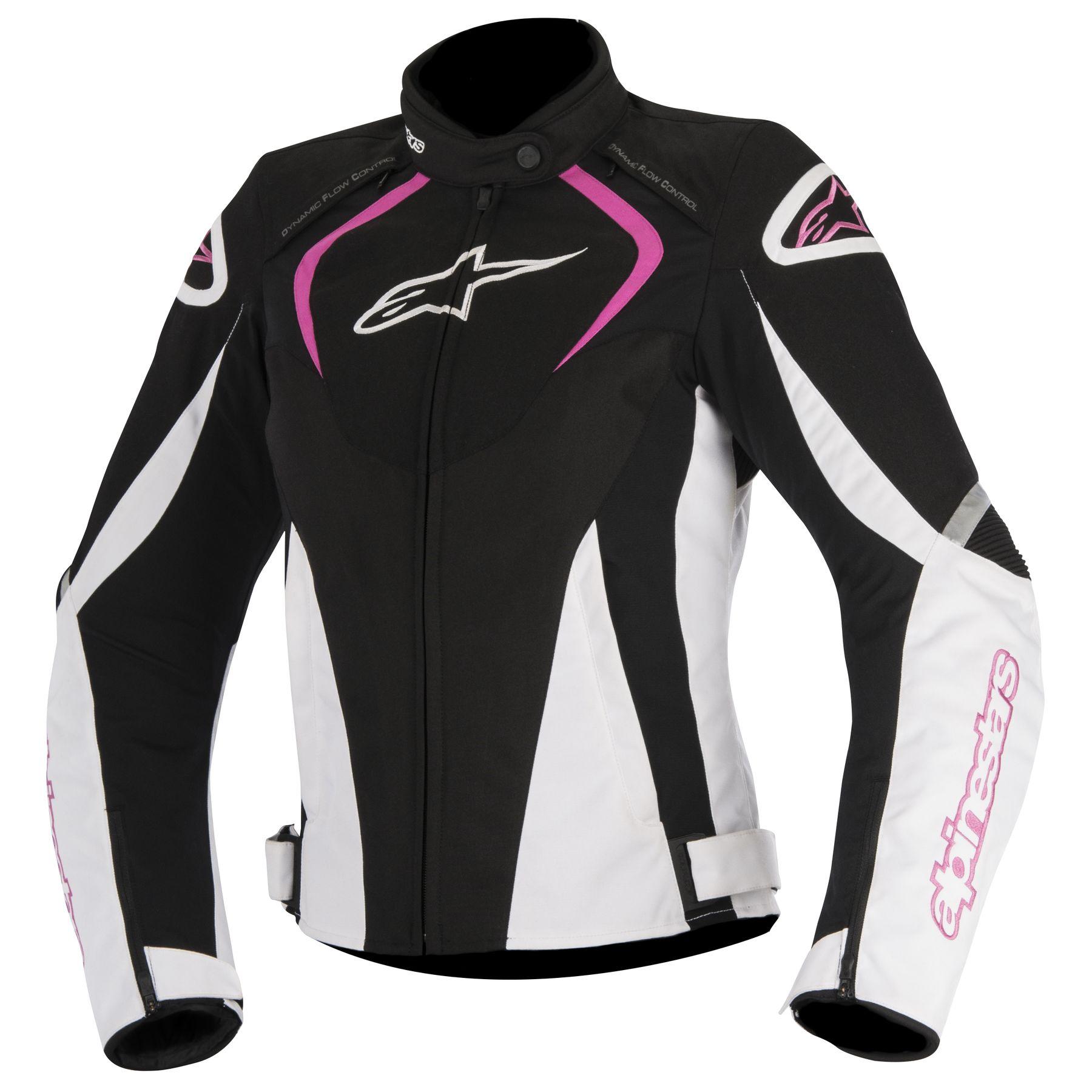 Alpinestars Stella T-Jaws Textile JacketWP
