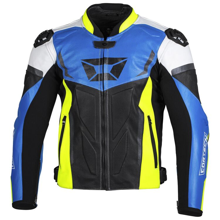 Cortech Apex V1 Men's Leather Motorcycle Jacket