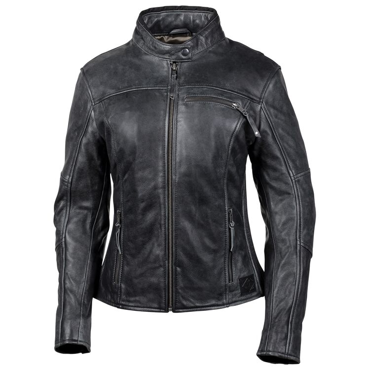 Cortech Lolo Women's Leather Motorcycle Jacket