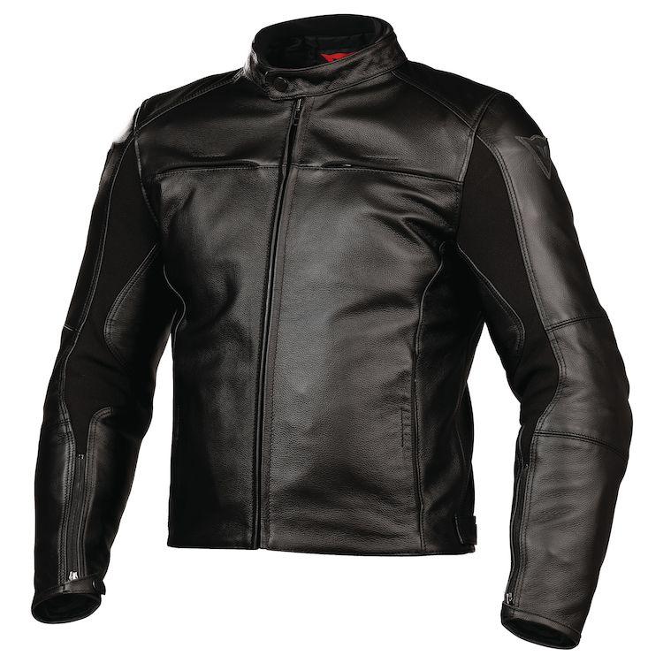 Dainese Razon Men's Leather Motorcycle Jacket