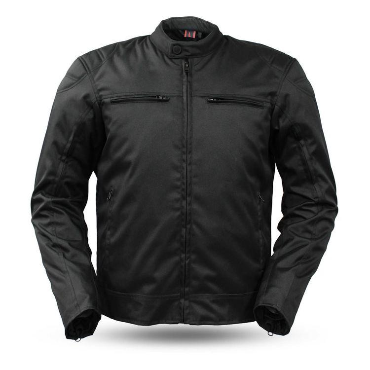 First Manufacturing Speedster Textile Jacket