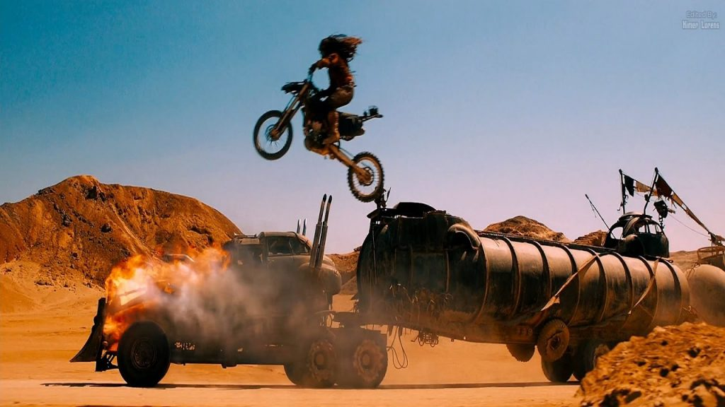 Gas-Gas TXT250 and Yamaha YZF250F from Mad Max: Fury Road