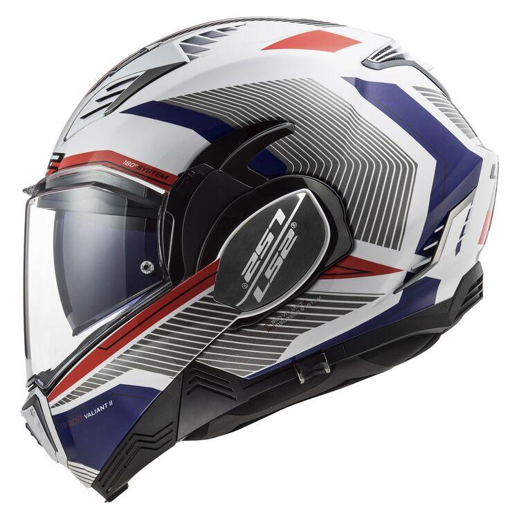 LS2 Valiant II Revo Modular Open Face Full Face Helmet