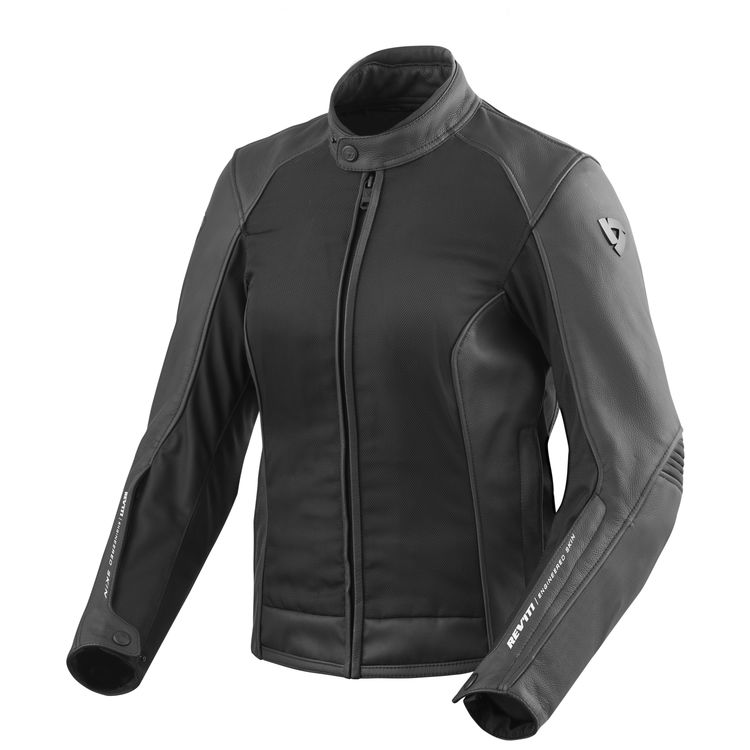 REV'IT Ignition 3 Women's Leather Motorcycle Jacket