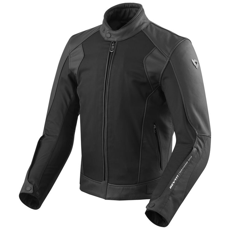 REV'IT Ignition 3 Men's Leather Motorcycle Jacket