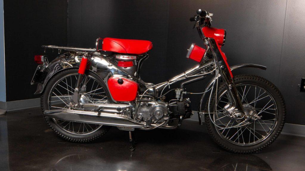 1961 Honda CA100T