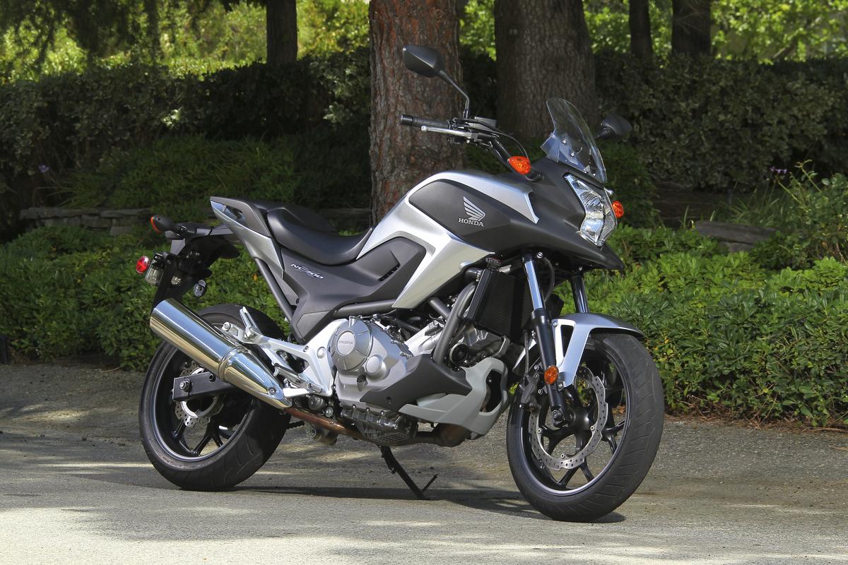 2012 Honda NC700X - Beauty