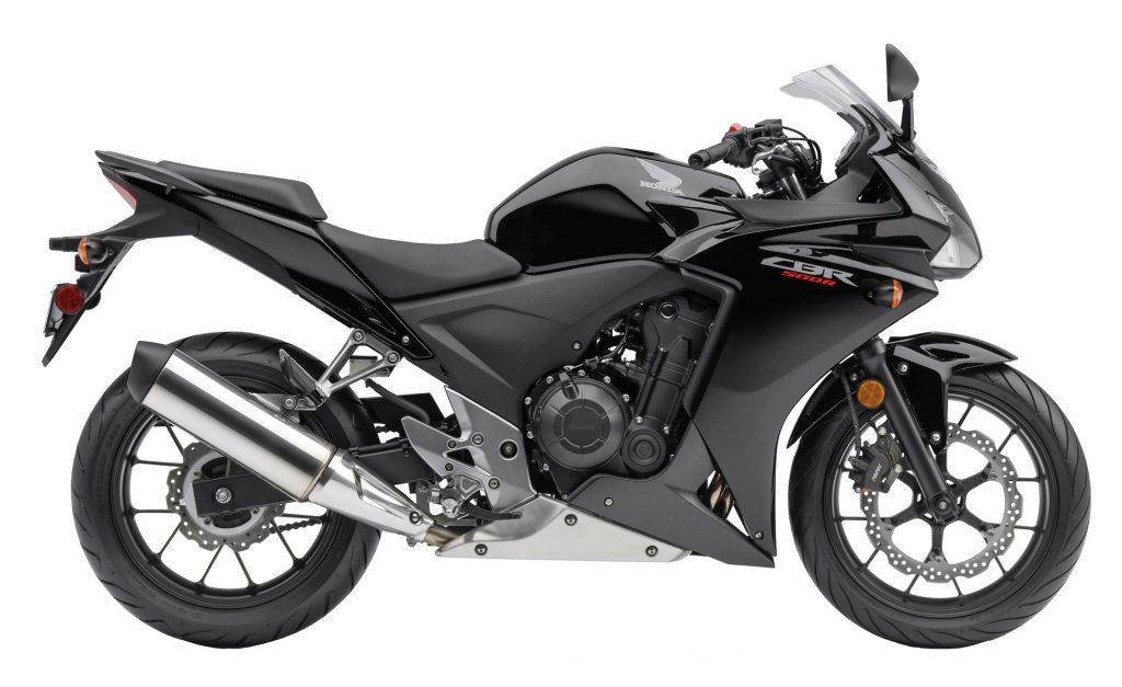 2013 Honda CBR500R - Black - Right Side