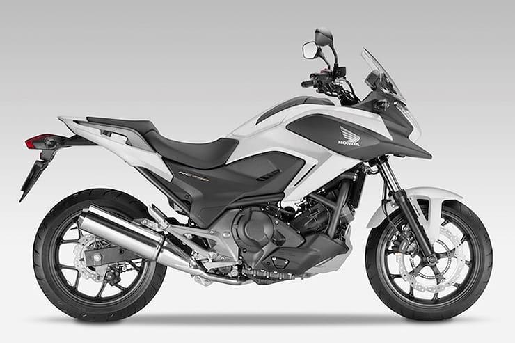 2014 Honda NC750X - Side Profile