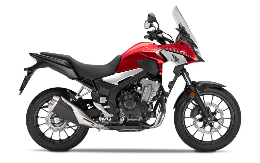 2019 Honda CB500X - Side Profile