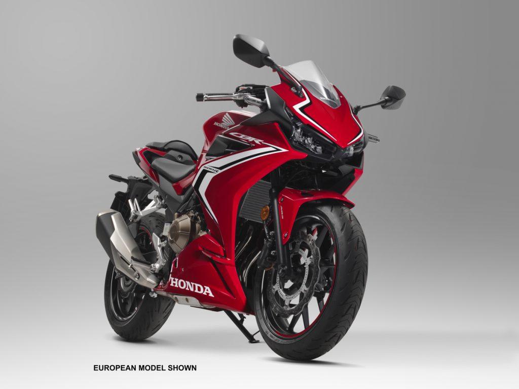 2019 Honda CBR500R - Red