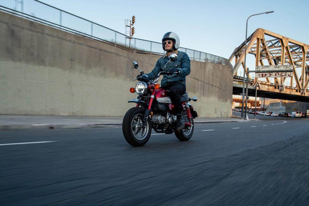 2020 Honda Monkey - City Riding