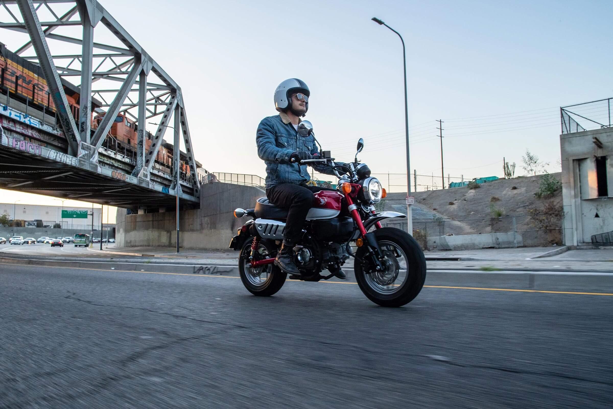 2020 Honda Monkey - Hero