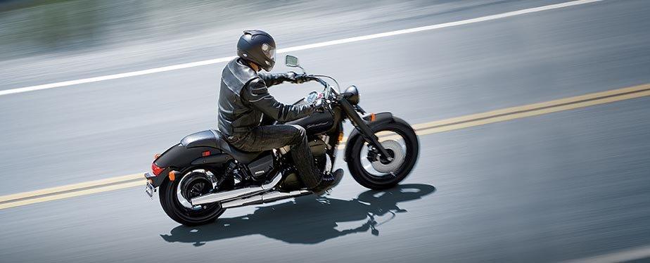 2020 Honda Shadow Phantom - Hero