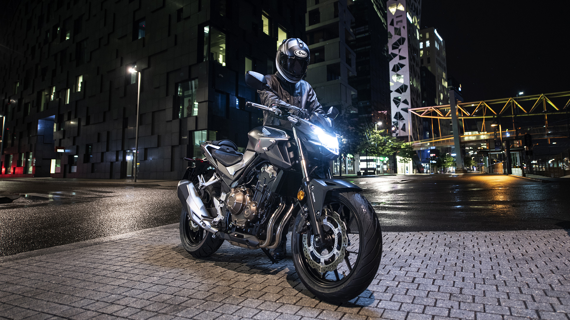 2021 Honda CB500F - Hero