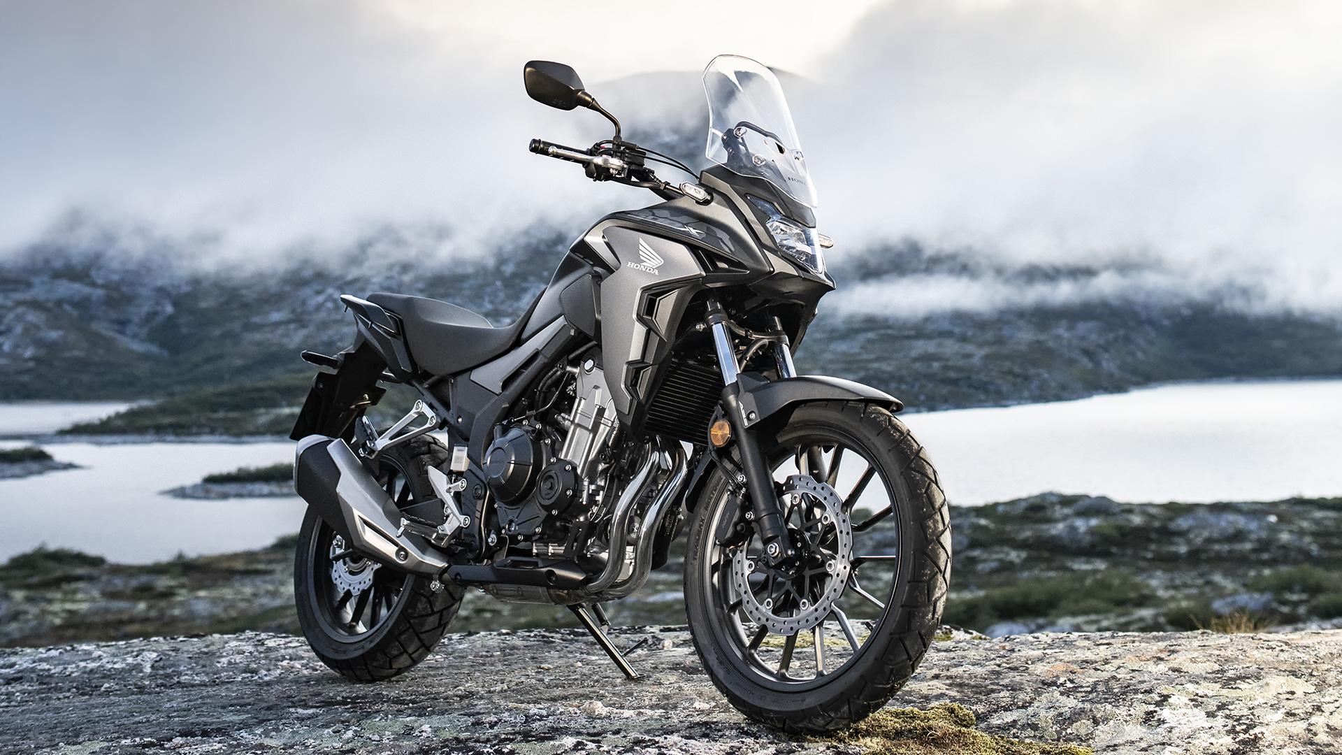 2021 Honda CB500X - Hero