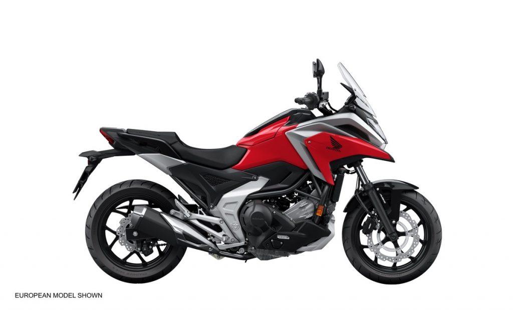 2021 Honda NC750X - RH Profile