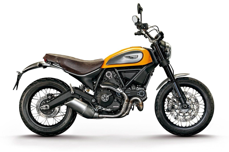 Ducati Scrambler Classic