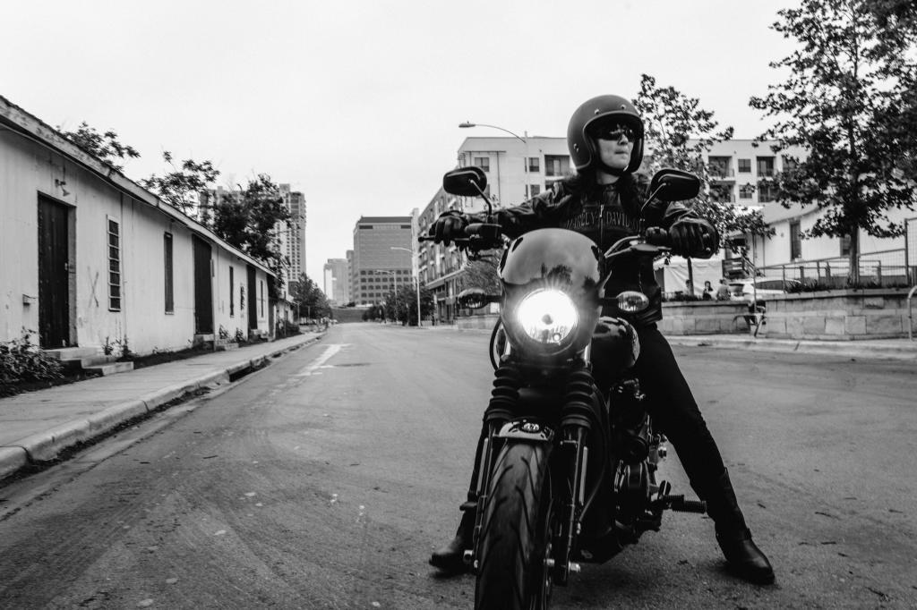 Harley Davidson Street 750 - Hero