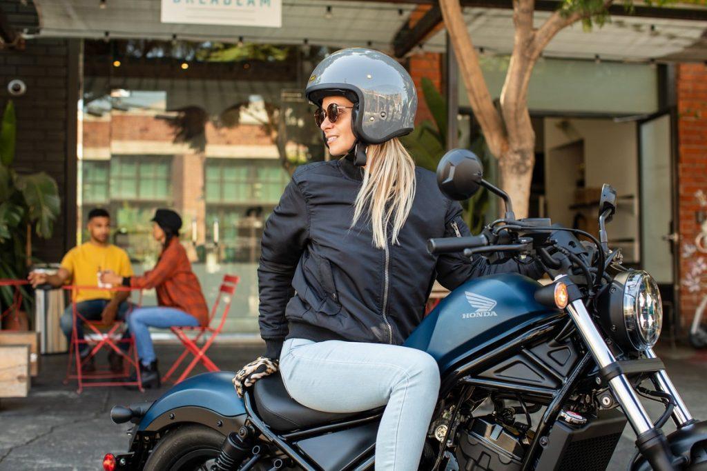 2020 Honda Rebel 300 - Female rider