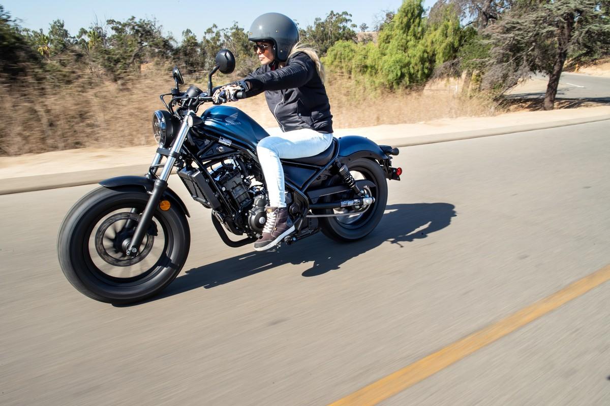 2020 Honda Rebel 300 - Hero