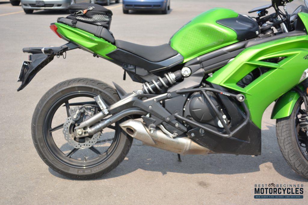 2012 Kawasaki ER-6F Ninja 650 Rear Wheel